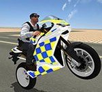 Super Stunt Police Bike Simulator 3D